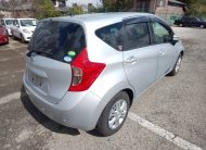 NISSAN NOTE 2016 (FREE TINT)