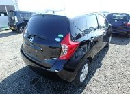 NISSAN NOTE 2016(FREE TINT)