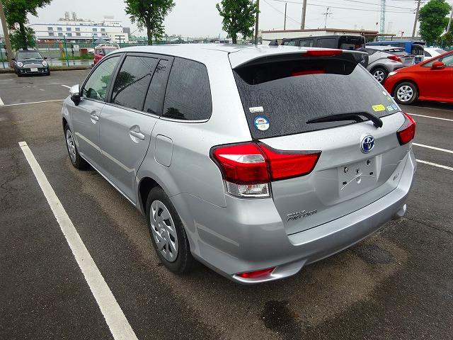 Toyota Fielder 2017 (Downpayment made)