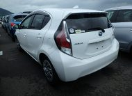 2016 White Aqua Hybrid(reserved)