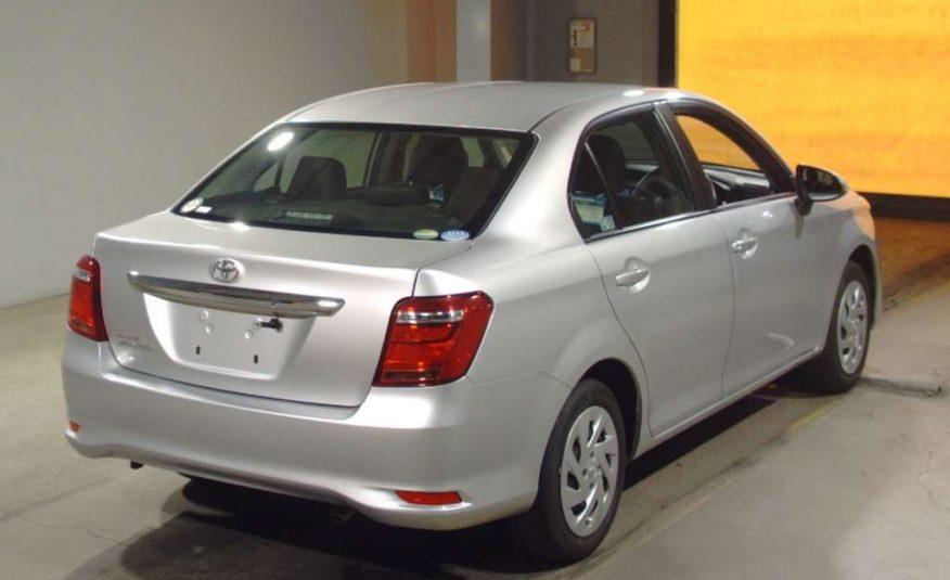 2018 Silver Toyota Axio Gas Model