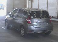 2018 Grey Nissan Note