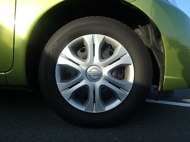 2018 Metallic Green Nissan Note