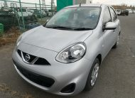 2018 Silver Nissan March[reserved]