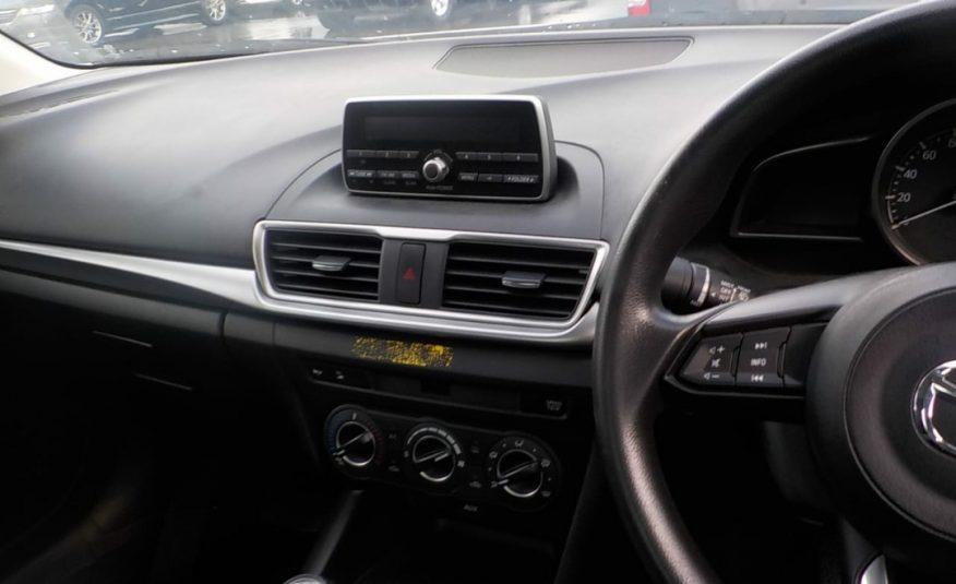 2018 Mazda Axela Manual